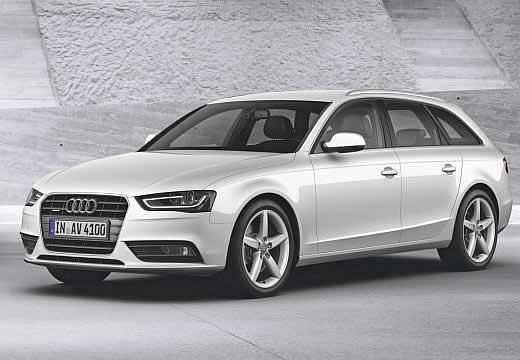 Audi A4 Test