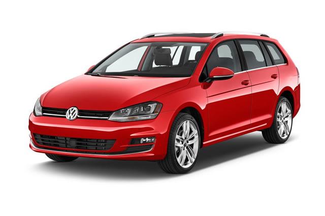 Der Bestseller VW Golf Variant ist ein tadelloser Allrounder, doch auch der hohe Preis hinterlässt einen großen Eindruck.