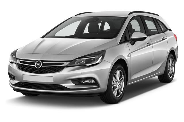 Vom Sorgenkind zum modernen Mittelklasse-Kombi – der Opel Astra ST setzt seine Qualitäten gut in Szene.
