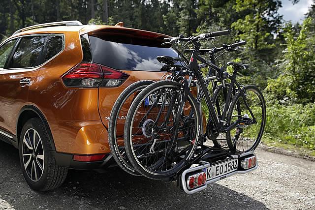 Overview nissan xtrail suv 2017 fahrradtraeger